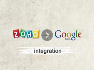 Zoho Google Integration